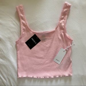 (new) Forever 21 Pink Tank